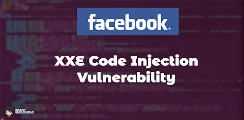 Facebook XXE Vulnerability With Word Security Flaw