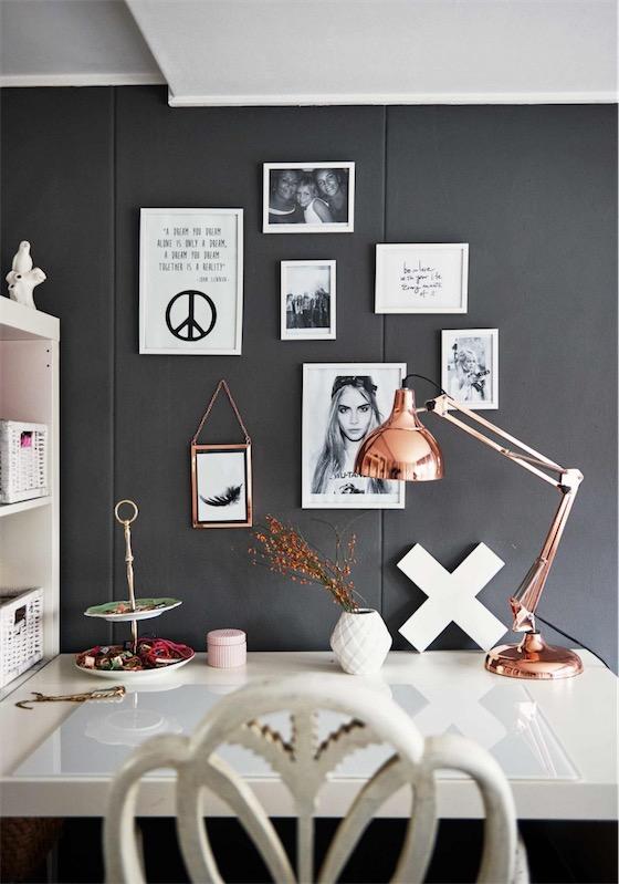Todo al gris en decoración chicanddeco