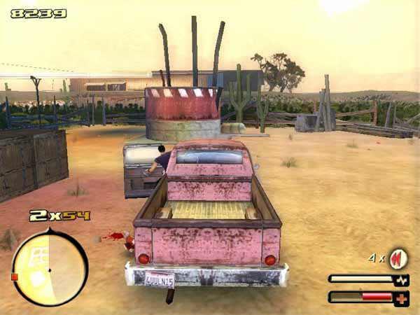Total Overdose PC Game Free Download Gameplay 1