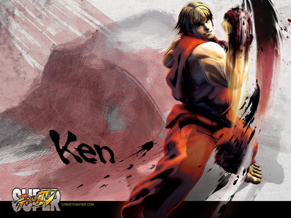 wallpaper street fighter 5 ken