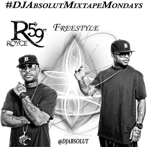 "Royce Da 5'9"" – ""#MixtapeMondays Freestyle"""