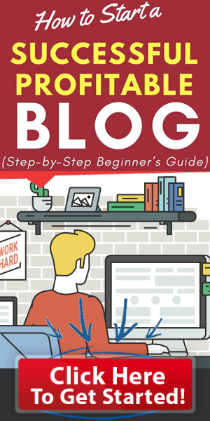 Start Your Own PROFITABLE Blog