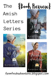 Amish Letters Series by Kathleen Fuller- a Review