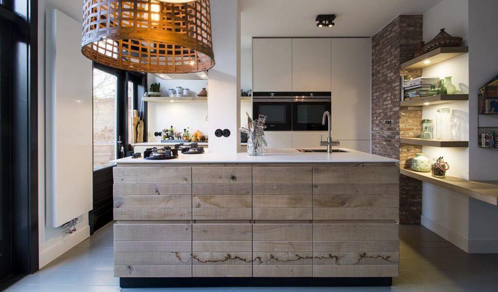 Espacios donde el diseño de la cocina se convierte en un reto ...