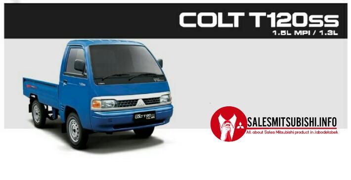 Paket Kredit Mitsubishi Colt T120ss