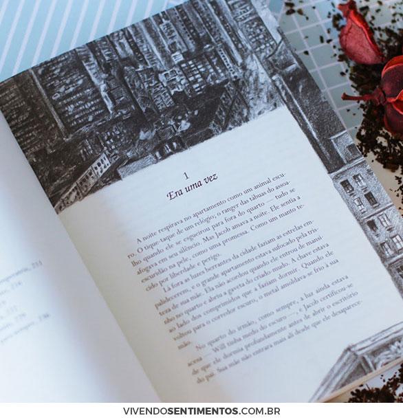 A Maldição da Pedra - Série Reckless Vol. 1 - Cornelia Funke