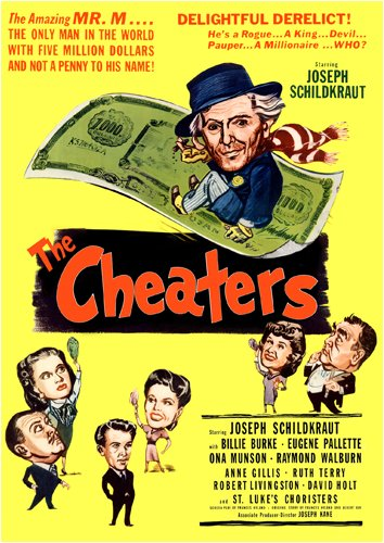 The Cheaters (1945) Christmas Movie