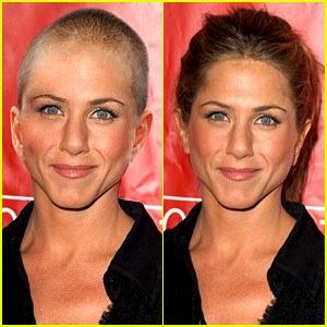 Jennifer Aniston No Se Ha Afeitado El Cabello