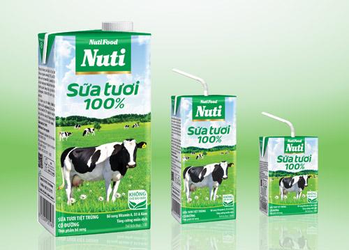 Cao nguyên Gia Lai - Nơi ra đời dòng Sữa tươi Nuti 100% thơm ngon
