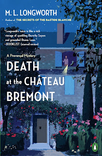 Review of Death at the Chateau Bremont by M. L. Longworth