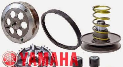 Spare part Motor Yamaha Terbaik