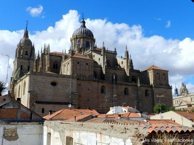 Vistas desde la Torre del Marqués de Villena, Salamanca