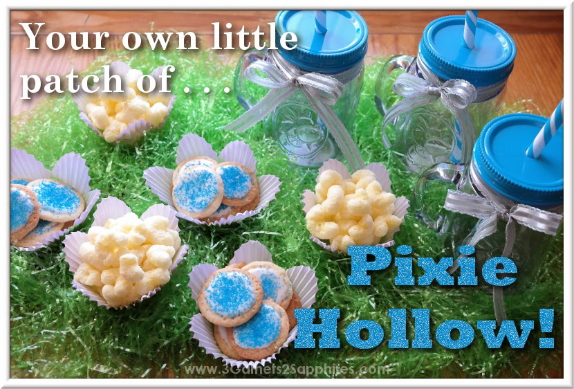 Your own little patch of the Disney Fairies' Pixie Hollow! #ProtectPixieHollow #shop #cbias