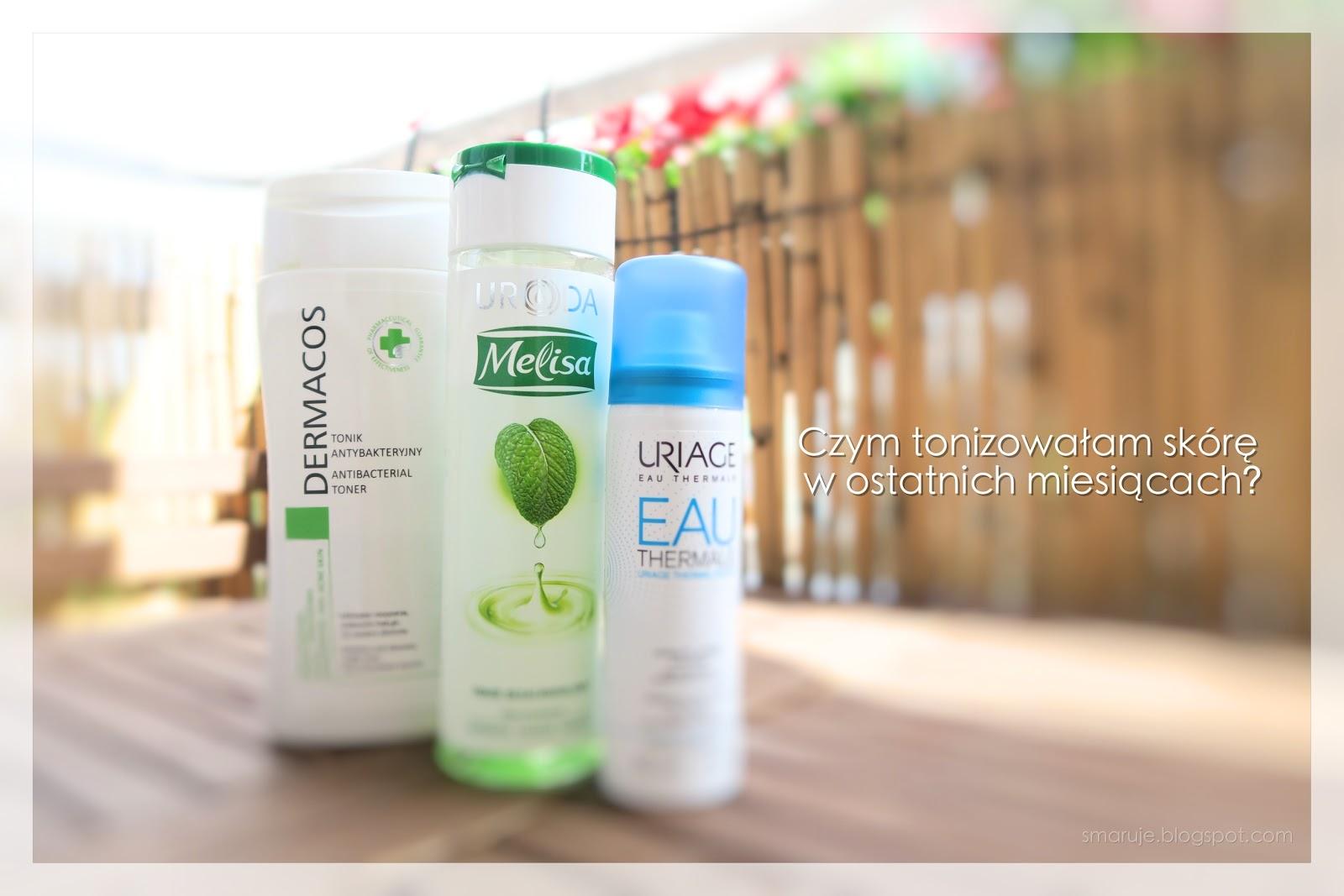 Produkty tonizujące: Dermacos / Uroda / Uriage