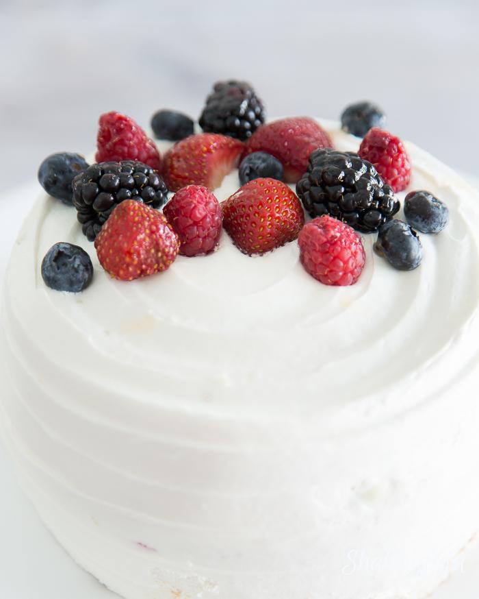chantilly cake