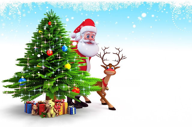 Merry Christmas Cover Picture and Twitter Image