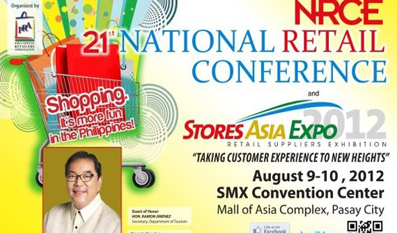 21st National Retail Conference and Stores Asia Expo