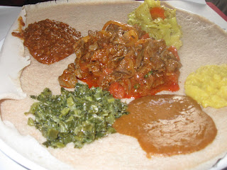The Ethiopian Restaurant
