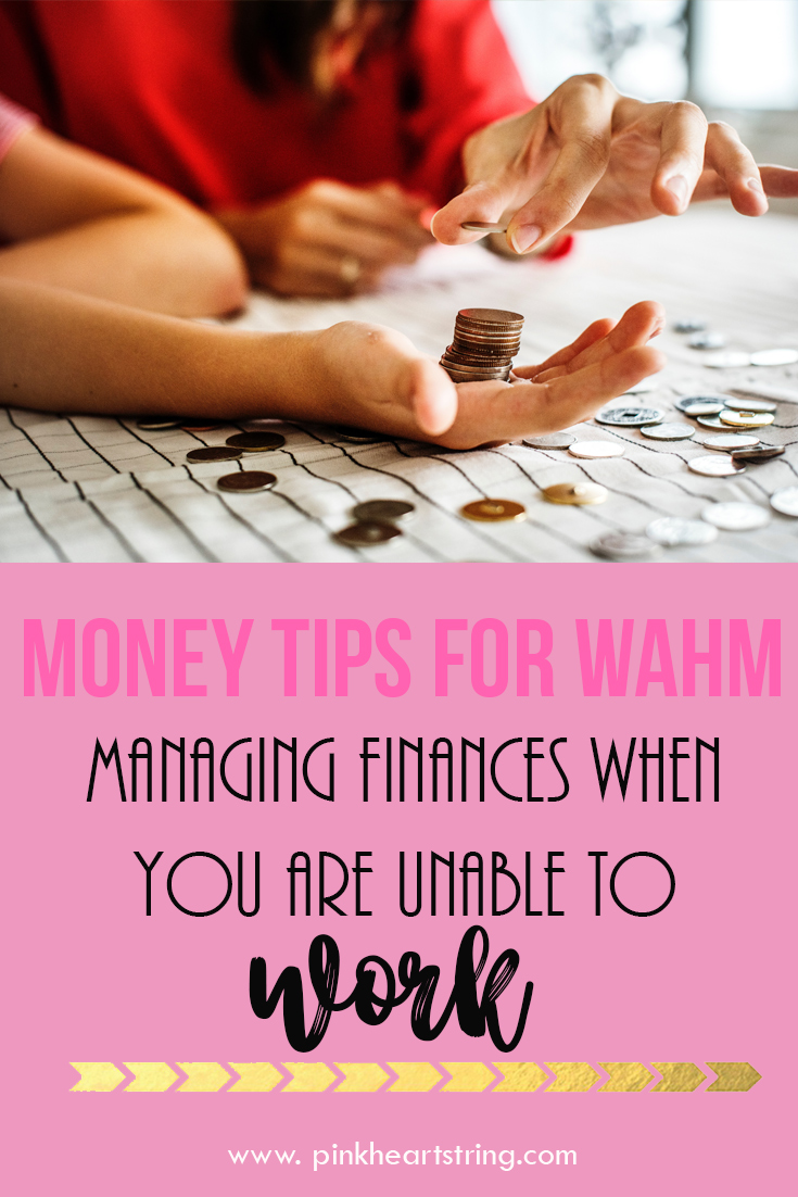 Money Tips for WAHM
