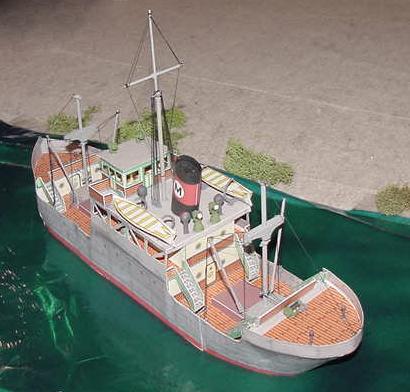 Reciclar Carton Haciendo Barcos Pequenos Quiero Mas Diseno