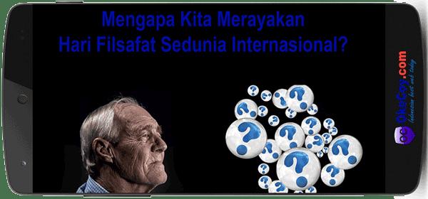 Hari Filsafat Sedunia Internasional