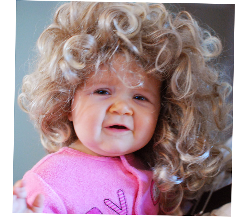 Astounding Baby Girl Hairstyles And Haircuts Hairstyles For Women Draintrainus