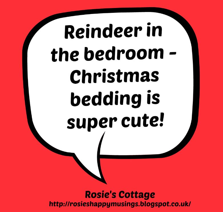 Christmas Bedding Set Toddler