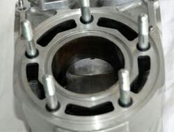 silinder ninja 2-tak ini adalah contoh dari silinder untuk mesin 2-tak