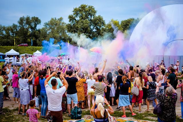 Фестиваль йоги Vedalife Украина