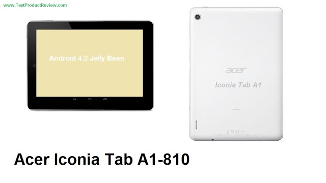 Acer Iconia Tab A1-810 tablet review