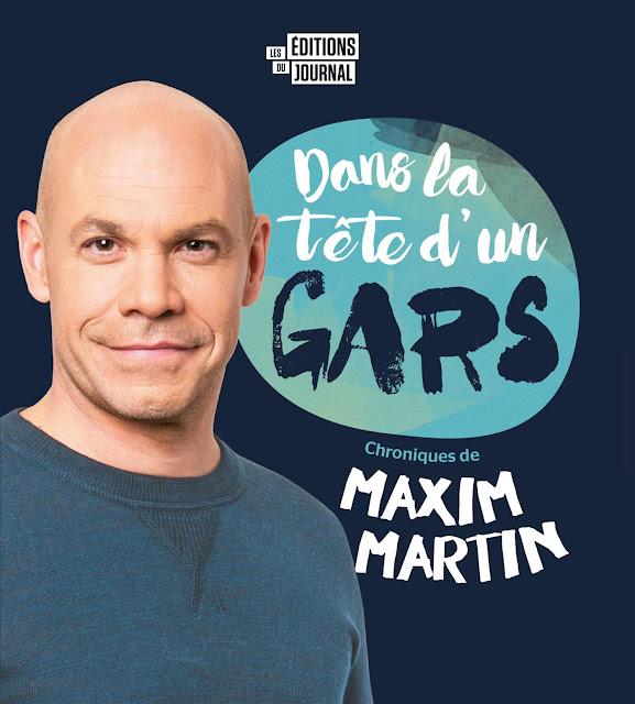 Dans la tête d'un gars de Maxim Martin (2017) PDF Gratuit