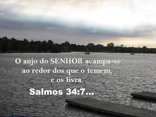 Resultado de imagem para Sal 34:7