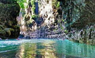 Green Canyon (Ngarai Hijau)