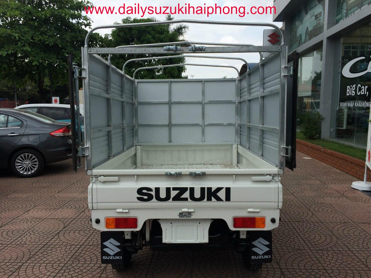 Xe tải Suzuki 7 tạ Hải Phòng