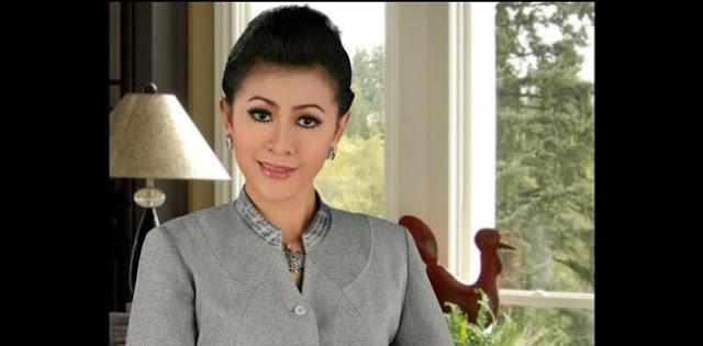 Kecewa Dengan SBY, Hasnaeni Wanita Emas Ikut Pileg Lewat PDIP