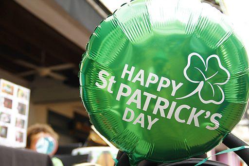 saint patrick's day 2017 funny ballon pictures