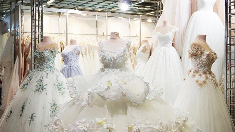 เปิดร้านเช่าชุดแต่งงาน
