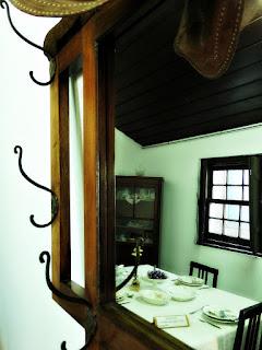 Espelho da Sala de Refeições, Museu Antropológico Caldas Júnior, Santo Antônio da Patrulha