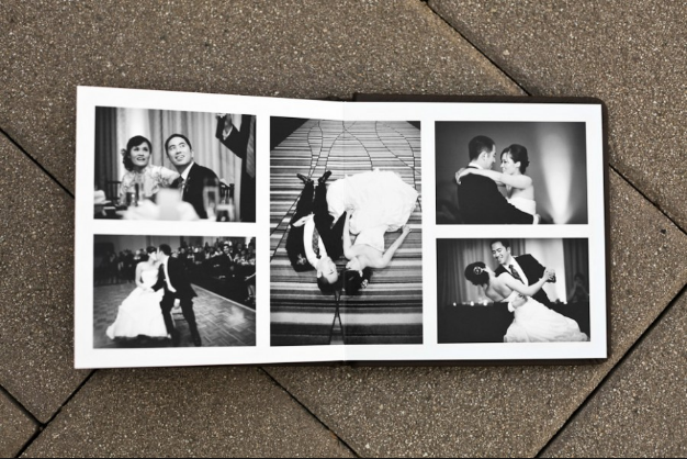 Shutterfly Wedding Photo Book