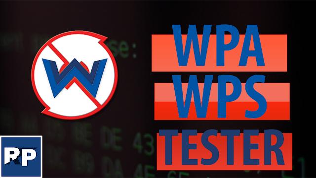 [feature]WPA WPS TESTER | baixar APK