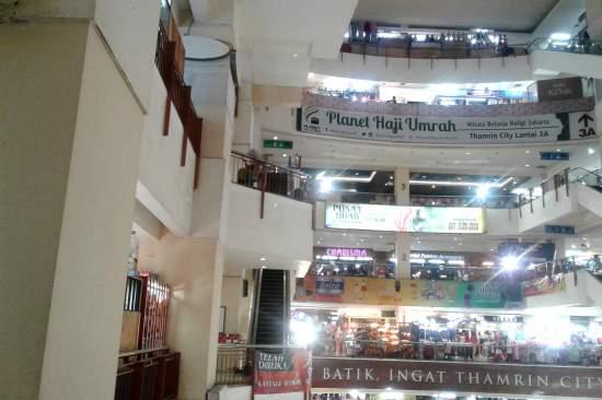 Suasana Thamrin City Mall (Doc.Pri) c22177abc7