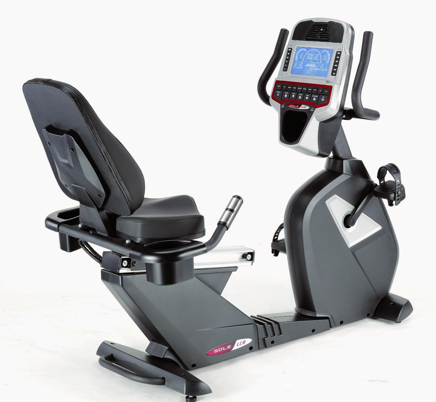 Exercise Bike Zone: Sole Fitness LCR Light Commercial