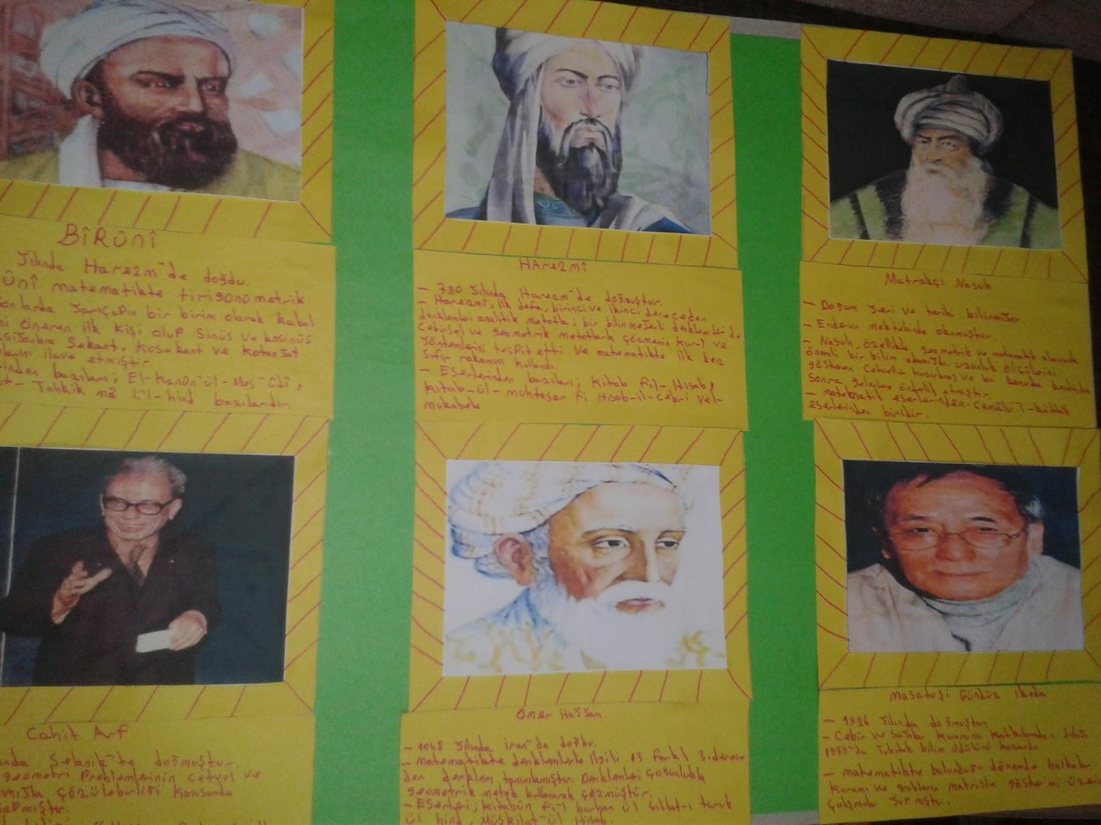 Best ünlü Türk Islam Matematikçilerinin Isimleri Image Collection
