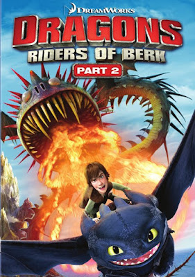 Dragons: Riders of Berk  Temporada 2 WEBRip 720p Dual Latino/Ingles