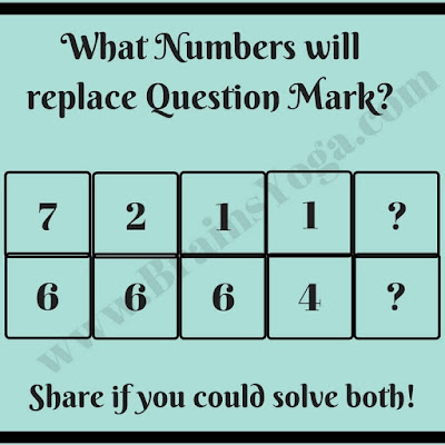 Tough Maths Brain Teaser