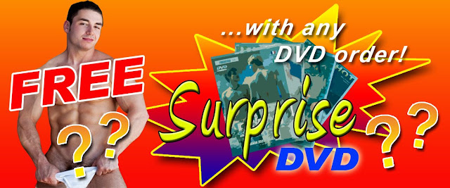 June Promo Deals Gay Porn DVD Gayrado Online Shop