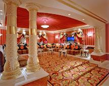 World Visits Burj Al Arab Hotel In Dubai Suite And Interior
