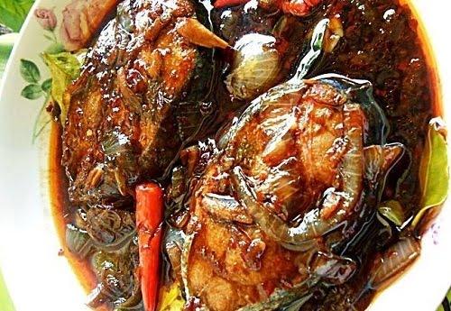 resepi ikan tongkol masak kicap aneka resepi masakan Resepi Masakan Ayam Berkuah Enak dan Mudah
