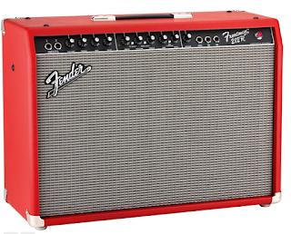 guitar combo amp, fender