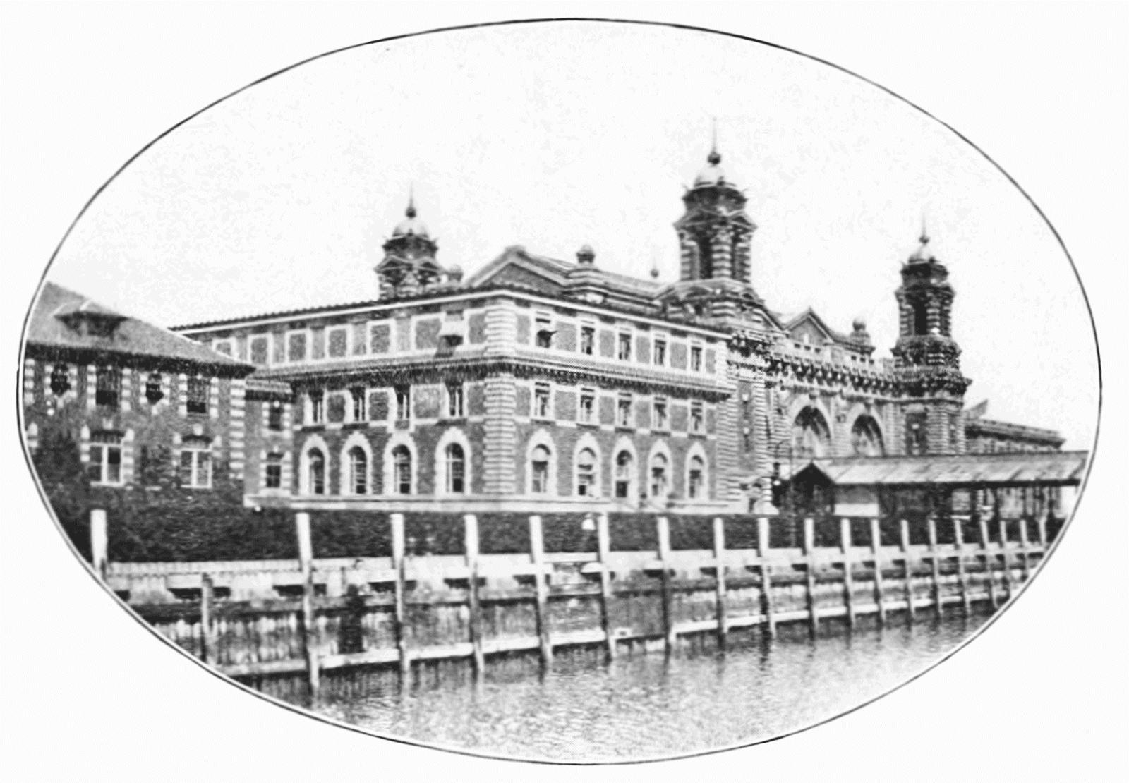 Interactive Tour Of Ellis Island Worksheet